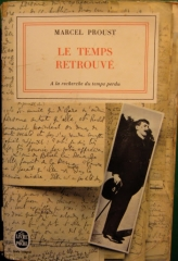 Le Temps retrouvé, Marcel Proust, Livre de Poche, Gallimard.jpg