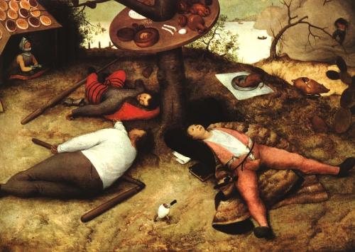 Le pays de Cocagne par Pieter Bruegel l'Ancien.jpg