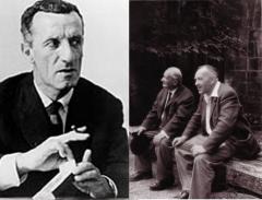 merleau- Heidegger et Beaufret.jpg
