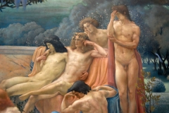 Detail of The School of Plato by Jean Delville, 1898.jpg